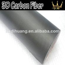 automático de ajuste negro de carbono de vinilo
