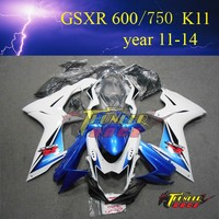Fairing for SUZUKI GSXR600 750 K11 K10 year 2011 2012 2013 2014