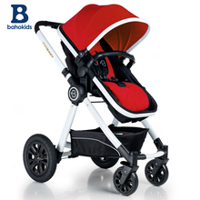 2015 top quality 900D fabrics canopy baby stroller good baby