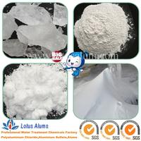 Food grade aluminium ammonium sulfate/ammonia alum/ammonium alum