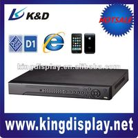 Cost Efficient CCTV Security Surveillance Standalone DVR, Full D1, H.264, 4/8/16 Channel, Iphone View, Free CMS Software