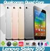 wholesale Lenovo Sisley S90 china mobile phone 5.0Inch 1280*720pixels Android 4.4 Quad Core 2GB RAM 16GB ROM 13.0MP phone