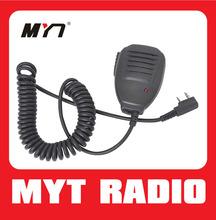 low price high sensitivity microphone (MYG-26) for walkie talkie TK3148/TK380/TK480/TK190