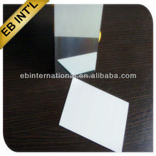 Colorful silver mirror/ float glass/ double coated/2-6mm/mirror sheet/Purple, golden bronze, EB GLASS