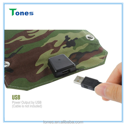 2015 New Product solar power bank charger
