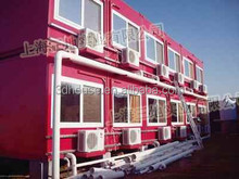 New 20ft ISO certification low cost Prefab container house