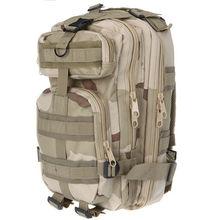 Bolsa para deportes al aire libre mochila táctica militar excelente para campamento