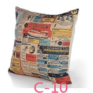 Диванная подушка Hjk 18