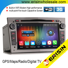 "Erisin ES2681P 7"" 2 Din Touch Screen Car DVD Player GPS System"
