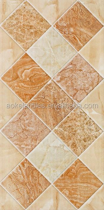 Ceramic tile borders for kitchen