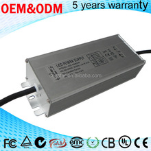 Constant current 1000ma led power supply 60w waterproof led driver 60w with SAA CE certificated