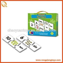Juguetes educativos para preescolares Digital inglés números arábigos de aprendizaje ( 20 unidades ) BK30428805
