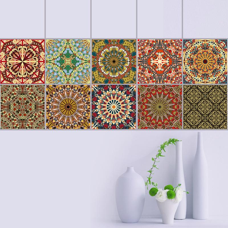 ts015 abnehmbare arabischen islamischen wandaufkleber k che fliesen designs bilder aufkleber. Black Bedroom Furniture Sets. Home Design Ideas