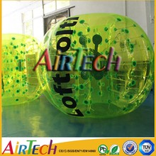 New design inflatable football soccer for sale