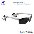 Hotsell venda óculos de sol china moda mp3 óculos de sol para homens do esporte