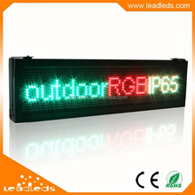 Hot Sale Led Display Used Semi-outdoor/Outdoor With High Quality Led Screen Display Module