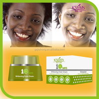 Herbal Formula 10 days effective Arbutin skin whitening cream with Kojic Acid Vitamin C