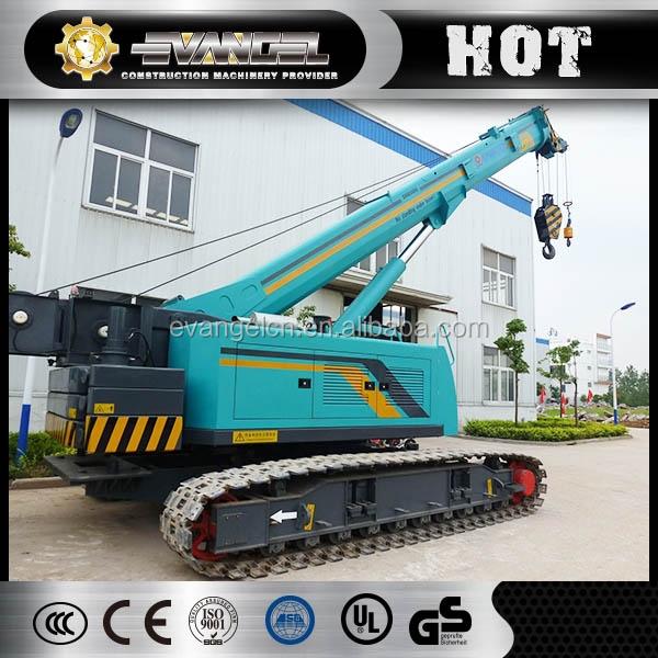 Mobile Crane Machine : Smarter best used mobile crane machine ton crawler