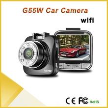 Original G55W 1080p 170 degree Lens Camcorder Car DVR Camera HD Dash Cam Wifi wdr BlackBox Night Vision Dashboard Cam
