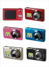 2.7 inch TFT LCD screen new arrival high quality 5X Optical Zoom CMOS Camera 15mp DC-k718c