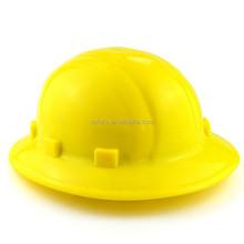 Industrial/Construction/Mining full brim hard hat high quality ANSI round safety helmet