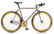 Best Quality 4130 grade Chromoly steel 700C fixed gear bike
