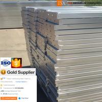 China Manufacturer Tianjin TSX-DP10002 aluminum scaffolding platform/aluminum trailer decking/board