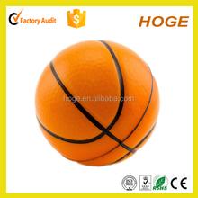 70mm PU Foam basketball anti stress ball