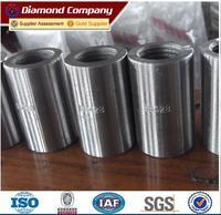 Building Material Rebar Coupler (Concrete construction building material)Screw Thread Rebar coupler(D12-50) apply in machine