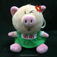 lovely plush pig power bank travel power bank super fast mobile phone charger