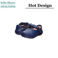 Navy blue wholesale shoes baby moccasins fancy leather baby girls bow shoes