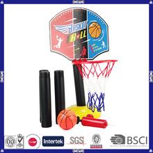 Children plastic adjustable basketball stand