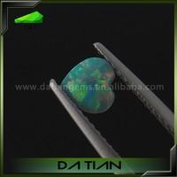 Shining heart cut synthetic opal dealers