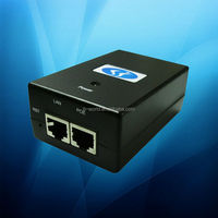 B-World High quality Power over ethernet switch power supply desktop poe injector