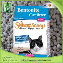 OEM and ODM bentonite cat litter sand cats for sale