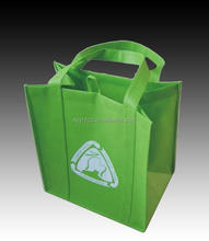 free sample high quality promotion pp nonwoven shopping bag foldable nonwoven shoping bag with your logo
