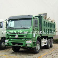 Dump Truck Volume Capacity, 6x4 Big Dump Truck, Dump Truck LHD ZZ3257N2947C1 380HP