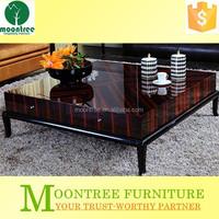 Moontree MCT-1104 High End Ebony Wood Chinese Furnitue Coffee/Tea Table
