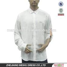 men's 100% linen shirts