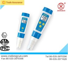 best selling backlit screen ph tester pen