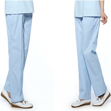 Scrub Sets Fashion Design Nurse Pant Wholesale