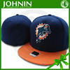 Good selling nfl Miami Dolphins Fitted Blue snapback hats wholesale logo design sell well promotion sports hat