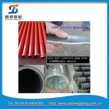 Schwing Concrete Pump Pipe With Z/M Flange