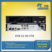 Cable TV Free to Air Set Top Box DVB-S2 with Biss