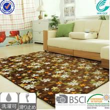 modern living room 100% polyester technic tufting carpet