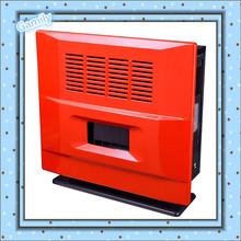 big power freestanding adjustable thermostat CE natural gas heater EN613