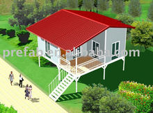 China prefabricated house manufacturer with house floor plans