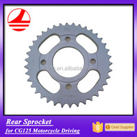 export CG125 CC cheap motorcycle chain and sprocket set