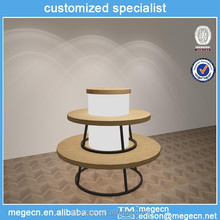 Hot Sale Wooden Store Exhibition Furniture