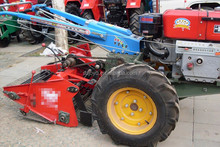 mini walking tractor potato harvester machine